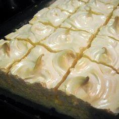 Habos túrós pite Recept képpel - Mindmegette.hu - Receptek Hungarian Desserts, Cake Cookies, Nutella, Food To Make, Tart, Dessert Recipes, Food And Drink, Cooking Recipes, Sweets