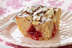 Fruit-Filled Coffee Cake recipe - kraftrecipes.com   So easy & so yummy!