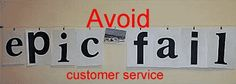 5 Tips To Avoid Epic Customer Service FAILS - ScentTrail Marketing