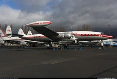 Lockheed L-1049G Super Constellation aircraft picture