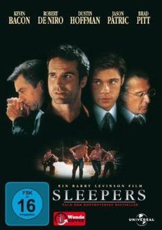 Sleepers  1996 USA      IMDB Rating 7,4 (88.971)  Darsteller: Kevin Bacon, Billy Crudup, Robert De Niro, Ron Eldard, Minnie Driver