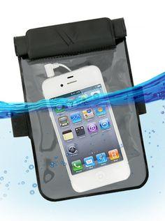 Water Shield di VaVeliero è la custodia ideale per rendere impermeabile il vostro Smartphone. @19.99€