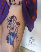 Sketch-Tattoos - DECASA Bodyart