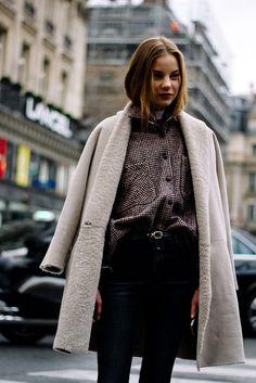 Street Style Paris 2016