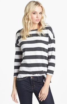Soft Joie 'Nash' Stripe Top available at #Nordstrom
