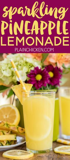 how to make fizzy lemonade without baking soda