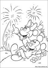 Coloriage Minnie, choisis tes coloriages Minnie sur coloriez .com