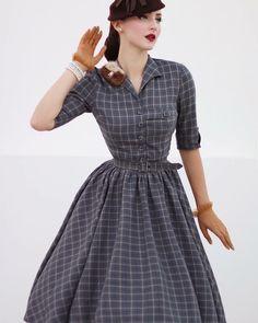 Pin-up Style | Idda van Munster (Aida Đapo) with Miss Candyfloss Dress designed by Idda van Munster
