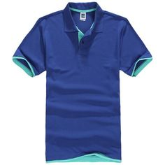 Brands Camisa Polo masculina Shirt Mens Cotton Polos Short Sleeve Men Polo Shirt Sportsjerseysgolftennis Plus Size Blusas Tops Custom Polo Shirts, Polo T Shirts, Golf Shirts, Men Shirts, Tees, Casual Shirts, Tee T Shirt, Shirt Outfit, Shirt Men