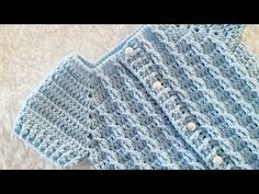 Knitted Baby Clothes, Crochet Bebe, Baby Knitting, Crochet Patterns, Blanket, Sweaters, Fashion, Templates, Outfits