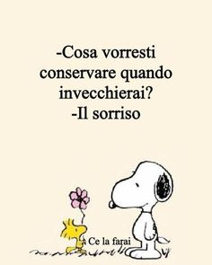 Italian Quotes, Charlie Brown And Snoopy, Pretty Words, Just Smile, True Stories, Favorite Quotes, My Books, Wisdom, Thoughts