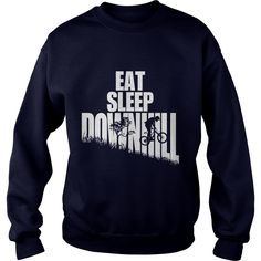 Eat Sleep Downhill Freeride Mountain #Bike MTB T Shirt Cool Tshirt Design, Order HERE ==> https://www.sunfrog.com/Fitness/120023789-585891012.html?6432, Please tag & share with your friends who would love it , #xmasgifts #renegadelife #christmasgifts