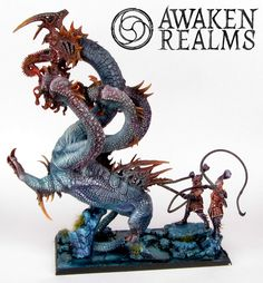 Dark Elves Hydra.