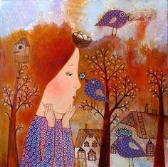 Анна Силивончик - Пташки