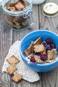 Paleo Recipes, Dog Food Recipes, Cooking Recipes, Biscotti, Oatmeal, Low Carb, Gluten Free, Sweets, Vegan
