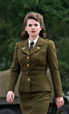 Peggy Carter in Captain America: The First Avenger (2011)
