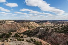 Went on a weekend road trip to the gorgeous Palo Duro Canyon State Park in the Texas Panhandle! #roadesque From Roadesque.