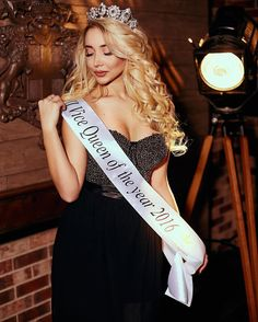 Корона: Севда Фараджова 22 отметок «Нравится», 1 комментариев — @royal_models_agency_kiev в Instagram: «2 Vice Queen of the year 2016 - Маша 👑 Фотограф @andreibochka  Эксклюзивные короны от @sievda.fj»