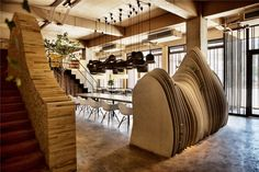 Shan Café by Robot3 Design - Archiscene - Your Daily Architecture & Design Update