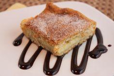 Churro Cheesecake on MyRecipeMagic.com