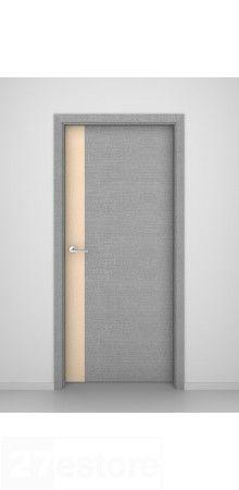 Grey Oak Stream  #oak #grey #door