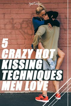 If you're tired of the same-old kissing routine, kick things up a notch with these hot tips for on how to be a good kisser and french kiss a guy (or girl) using these techniques to have the best make out session ever. Healthy Relationships, Relationship Advice, Kissing Technique, Good Kisser, How To Get Rid Of Pimples, Health Tips For Women, Healthy Women, Healthy Tips, Healthy Habits