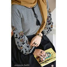 Modern Hijab Fashion, Hijab Fashion Inspiration, Abaya Fashion, Fashion Outfits, Iranian Women Fashion, Islamic Fashion, Muslim Fashion, Hijab Style, Hijab Chic
