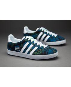 watch c35c9 1539d Adidas Gazelle Mens Dark Blue Shoes