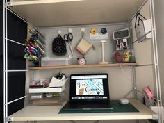 Desktop organizational ideas Humble Abode, Corner Desk, Bedroom Ideas, Desktop, Organization, Furniture, Home Decor, Corner Table, Getting Organized