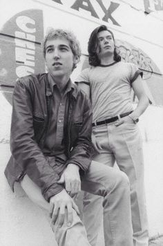 Daft Punk... Without helmets