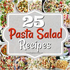 25 Summer Pasta Salads