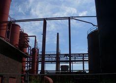 in der Zeche Zollverein, Foto: S. Hopp