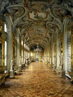 Hall of Mirrors, Palazzo Doria Pamphilj, Rome