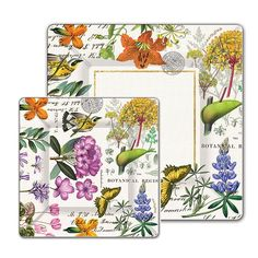 Botanica Large paper Plates