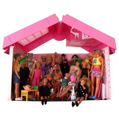 Barbie Family, 60s 70's 80's 90's , collection