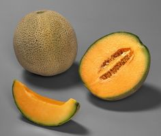 #Cantaloupe food-fruits-good-and-healthy
