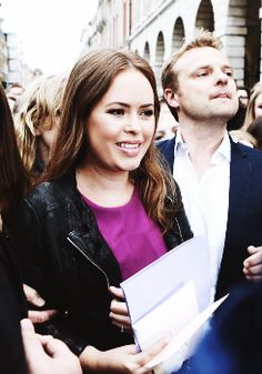 Tanya Burr Meet  Greet in Covent Garden