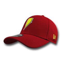 df2df63a Shazam Symbol 39Thirty Cap Cool Hats, Baseball Hats, Symbols, Clothes,  Baseball Caps