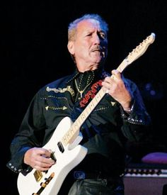 chuck berry playing telecaster | James Burton – Guitar Legend Set To Play in the UK Soon!