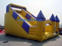 Disney World inflatable #slide
