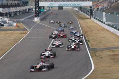スーパーフォーミュラ オープニングラップ:国本雄資が優勝  [F1 / Formula 1]