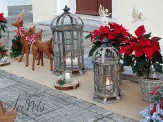 διακόσμηση βάπτισης με χριστουγεννιάτικο θέμα, annassecret, Χειροποιητες μπομπονιερες γαμου, Χειροποιητες μπομπονιερες βαπτισης Christmas Decorations, Fire, Christmas Decor, Christmas Tables, Christmas Jewelry