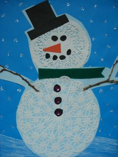 a faithful attempt: snowmen