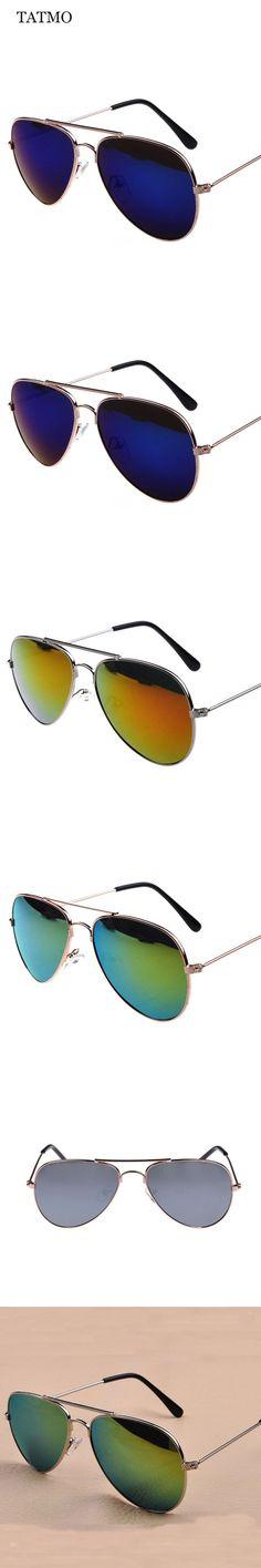 Kids Pilot Sunglasses Boy Girls Gafas De sol Hombre Metal Frame 3025 Vintage Sport Sunglass Occhiali Da Sole Uomo Sonnenbrille