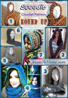 Scoodie-Round-Up Crochet Patterns