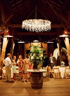 barn at Russell Lands on Lake Martin | Mandy Busby #wedding