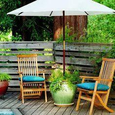 small patio - Google Search