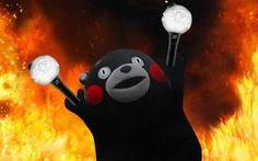 Isa Moreno retweeted:       Kumamon sou eu no meu quarto surtando por BTS nesse calor dos infernos.
