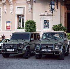 G63 AMG Twins