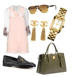 Untitled #103 by whatscooljay on Polyvore featuring polyvore, fashion, style, Lipsy, STELLA McCARTNEY, Gucci, Miu Miu, Tory Burch, Chanel, Persol and clothing